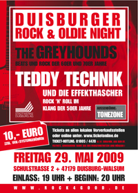 Duisburger Rock & Oldie Night